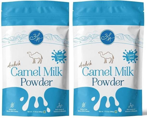 Aadvik Pure Freeze - Dried Camel Milk Powder