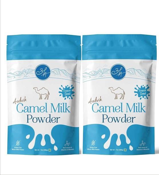 Aadvik Pure & Freeze Dried-Camel Milk Powder