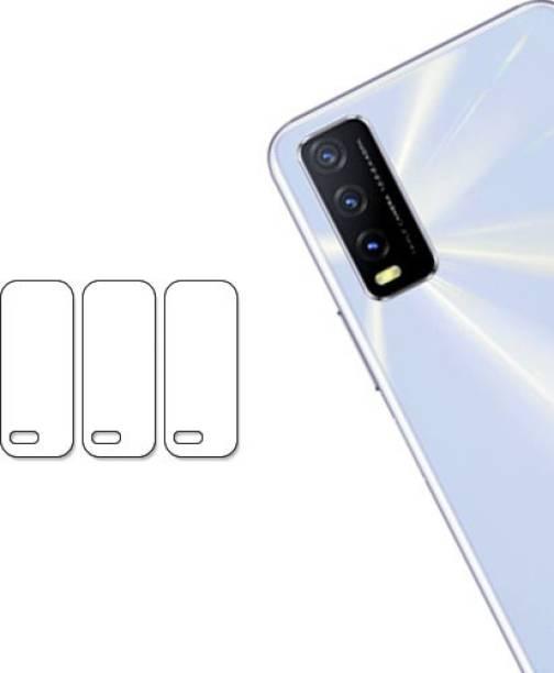 SOMTONE Back Camera Lens Glass Protector for vivo iQOO U1x