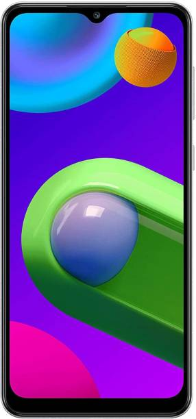 SAMSUNG Galaxy M02 (Gray, 32 GB)
