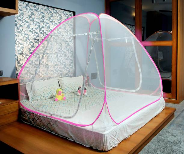 Flipkart SmartBuy Regular Single Yarn Double Bed Mosquito Net