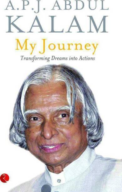 My Journey - Transforming Dreams Into Actions (English, Paperback, Abdul Kalam A. P. J.) Nirankari Enterprises