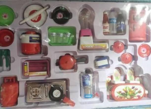 Kids creation Super kitchen set plastic