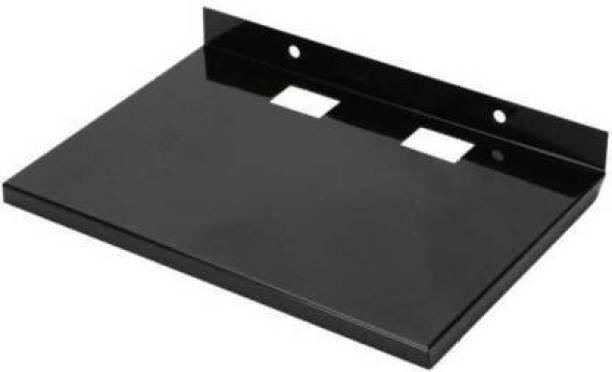 Supertech Multipurpose Use Set Top Box Wall Mount Metal Stand 29cm*20.5cm Shelf Bracket