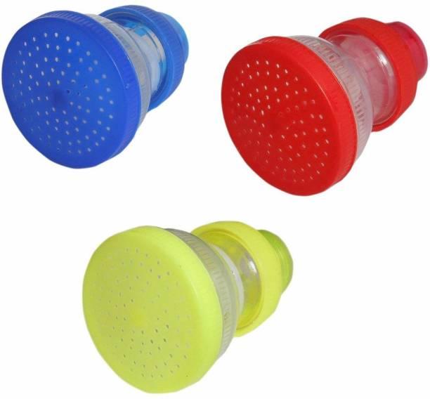 JOHN RICHARD Kitchen and Bathroom/Kitchen Water Tap Sprinkler Plastic Shower Head- Water Softner Shower Head