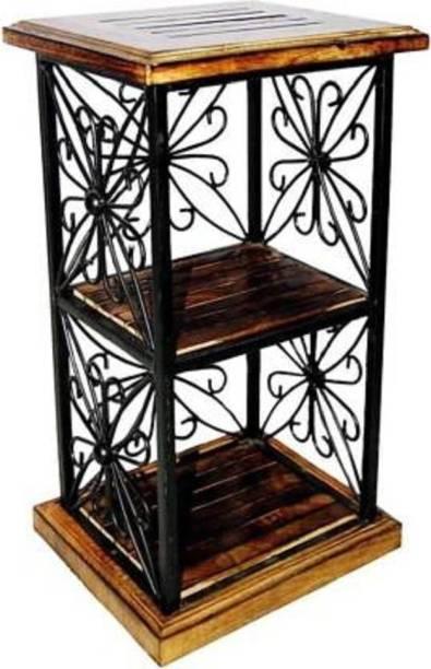 CB enterprises CB Enterprises Solid Wood Corner Table