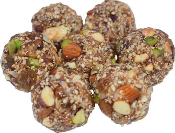 vedusuvidha Dryfruits Laddu Premium Quality Homemade Box