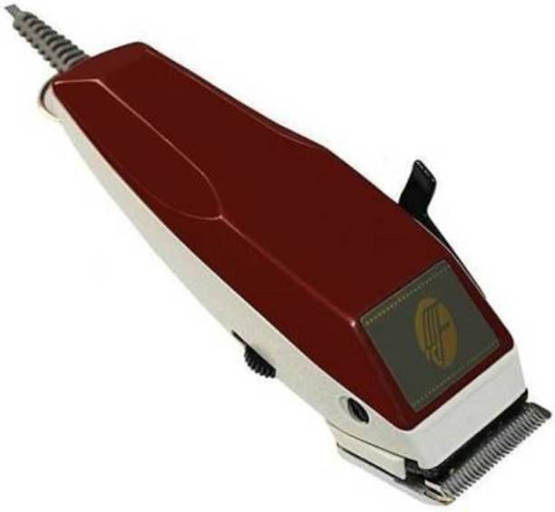 Abgrow RF-666 Runtime: 480 min Trimmer for Men & Women (Maroon)  Runtime: 480 min Trimmer for Men & Women