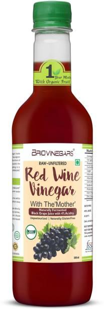 briovinegars Red Wine Vinegar