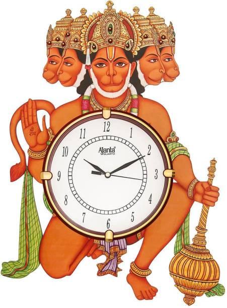 AJANTA Analog 35 cm X 35 cm Wall Clock