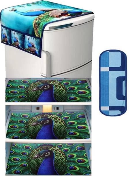 Shobhraj Refrigerator  Cover