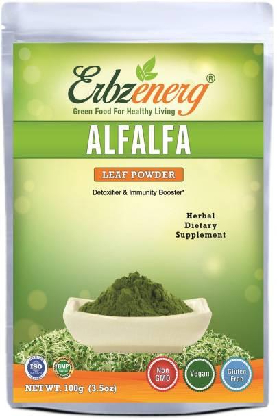 Erbzenerg ALFAALFA POWDER FOR IMMUNITY