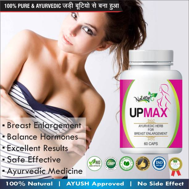 Fasczo Up Max Herbal Supplement For Women's Health Care 100% Ayurvedic