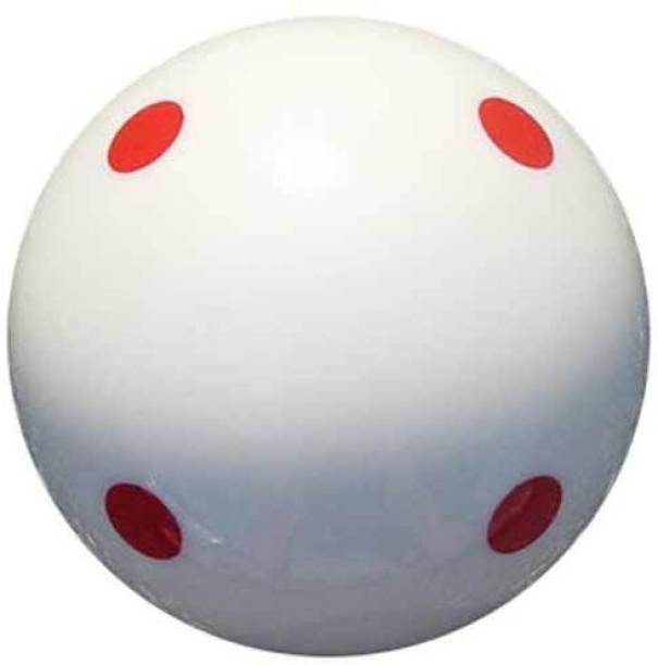 Laxmi Ganesh Billiard LGB218 American Pool Table Practice Dotted Cue Ball Size 2 1/4 Snooker, Pool, Billiards Cue Stick