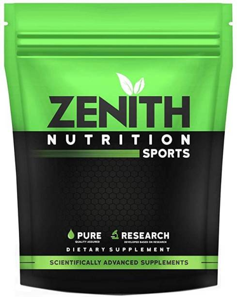 Zenith Nutrition Sports ZenCharge Isotonic Energy Drink | Dope Free - Lemon flavour-1 kg / 2.2 lbs Sports Drink