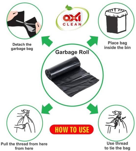 Oxi Clean grbluem02 Medium 2 L Garbage Bag