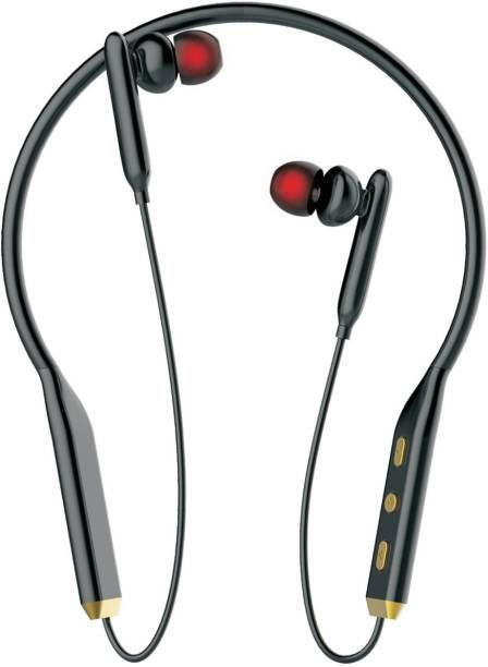 FPX Chase In-Ear Wireless 15Hr Playtime neckband Lightweight workout Bluetooth Headset