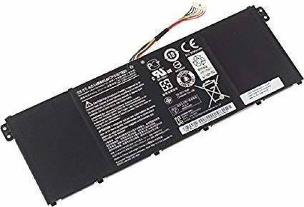 SellZone Replacement Laptop Battery Compatible For Acer Aspire ES1-311 ES1-411 ES1-421 ES1-431 ES1-511 ES1-512 ES1-521 ES1-531 ES1-572 ES1-711. AC14B8K, AC14B18J 6 Cell Laptop Battery