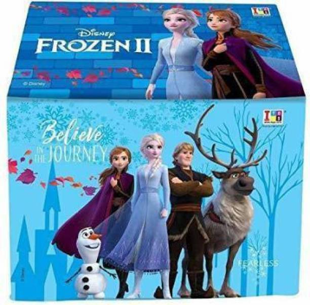 Shree Krishna Frozen-2 Role Play Pipe Tent House for Kids
