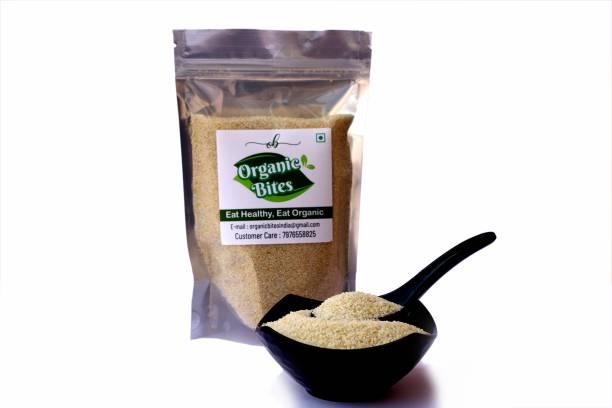 Organic Bites Barnyard Millet (samak) ,Bhagar for Vrat Raw Rice (Medium Grain, Raw)