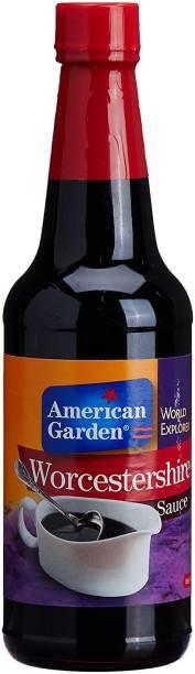 American Garden Worcestershire Sauce Bottel, 295ml Sauce