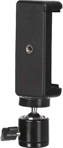 blics combo mobile clip holder with swivel ball head Tripod Bracket
