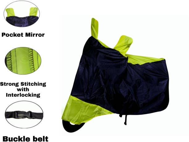 PRPaccessories Two Wheeler Cover for Honda