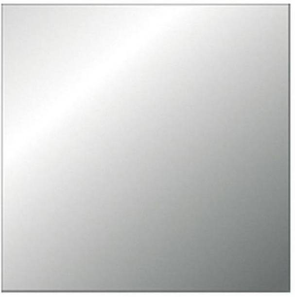 laser cut studio Acrylic Sheet 3MM Silver Mirror ( 12X12 inch ) 12 inch Acrylic Sheet