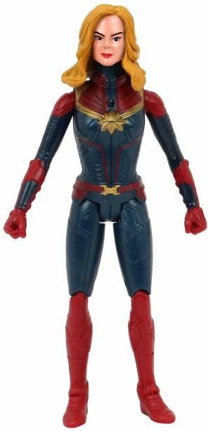 shree narayan Hero series with Captain Marvel