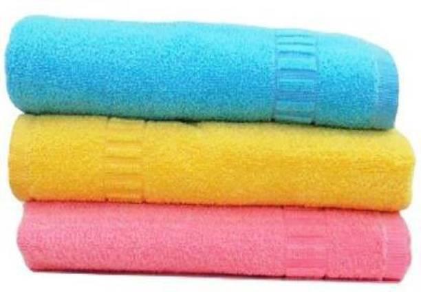 Ayus Cotton 400 GSM Bath Towel Set