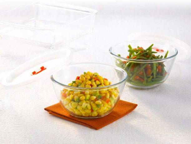 BOROSIL IYLMBPL2350 Borosilicate Glass Mixing Bowl