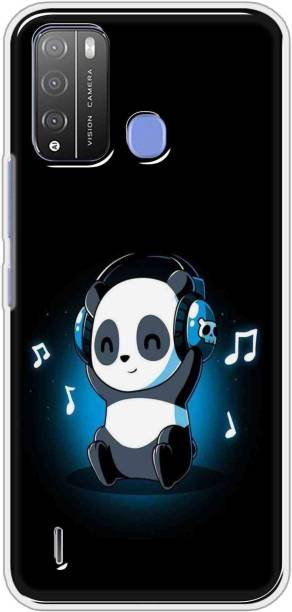 paavvi Back Cover for Itel Vision 1 Pro