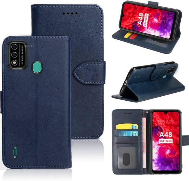 BOZTI Back Cover for Itel A48