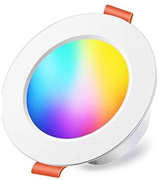 LEDIFY 7 W Round Plug & Play LED Bulb