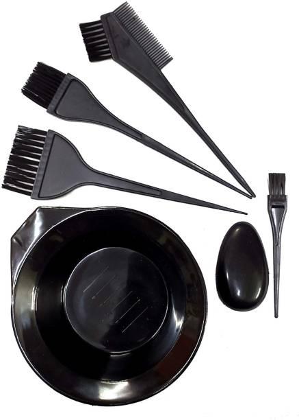 S Mark 200ml Black Hairdye Mixing Bowl