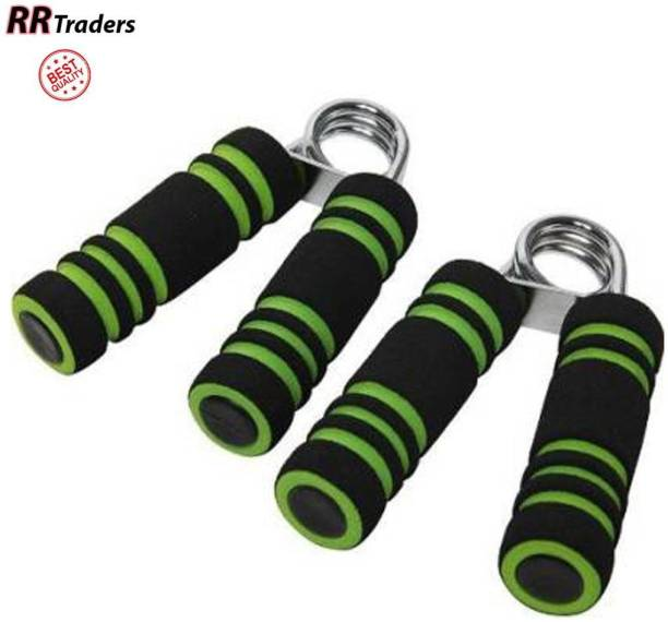 RRTraders GreenHnd01 Hand Grip/Fitness Grip