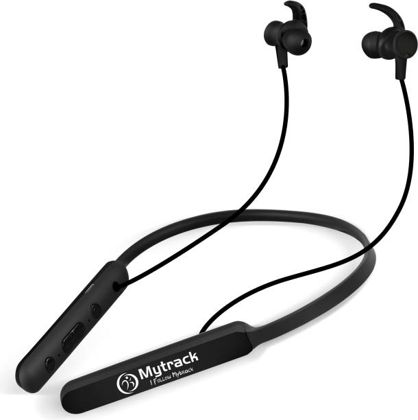 Mytrack MTJP1 Fast Charge with MIC & TF Card Slot Made In India Bluetooth Headset