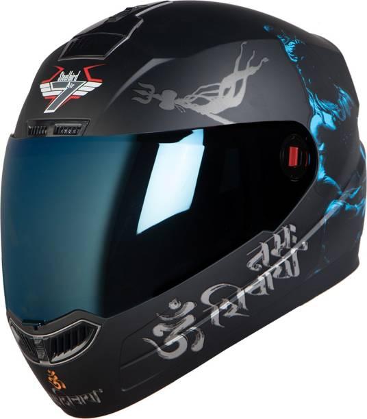 Steelbird SBA-1 Mahadev Motorbike Helmet