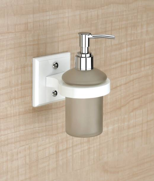 imPULSE High Grade Acrylic Liquid Soap Dispenser - Shampoo Dispenser - Bathroom Accessories 200 ml Conditioner, Shampoo, Soap Dispenser