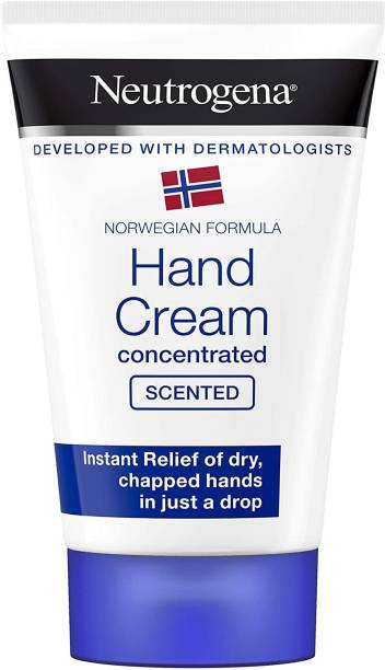 NEUTROGENA Norwegian Formula Hand Cream Concentrated (Scented) - (Made in France)