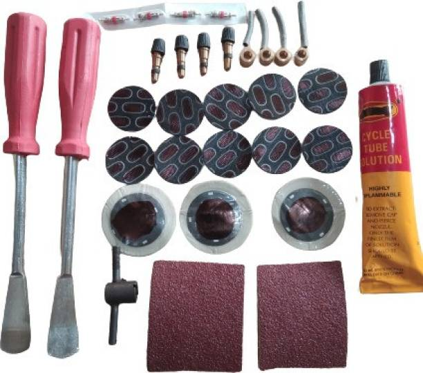 Venus Cycle puncture repair kit1 Tubed Tyre Puncture Repair Kit