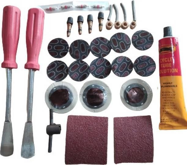 Venus Cycle puncture repair kit1 Tubed Tyre Puncture Repair Kit