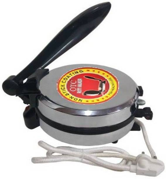 OTC Non Stick Electric 1 Year Warranty Roti and Khakra Maker