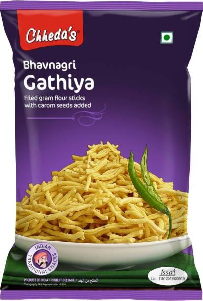 Chheda's Bhavnagri Gathiya 350g Pack of 1