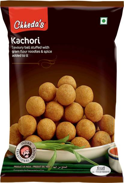 Chheda's Kachori 350g Pack of 1