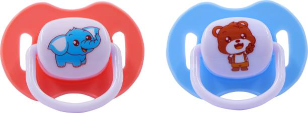 Fancy Walas Presents Orthodontic Soothers Baby Oral Care Ultra Air Pacifier Soother