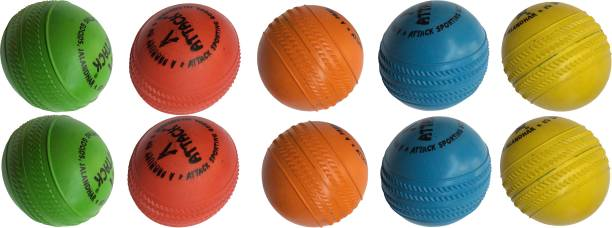 ATTACK WX-25 Cricket Rubber Ball
