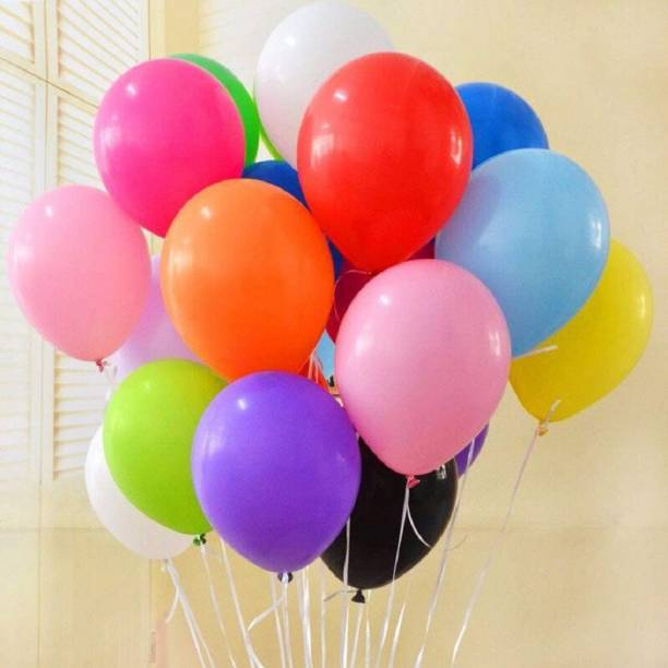 BBS DEAL Solid 180pcs Latex Balloons Balloon