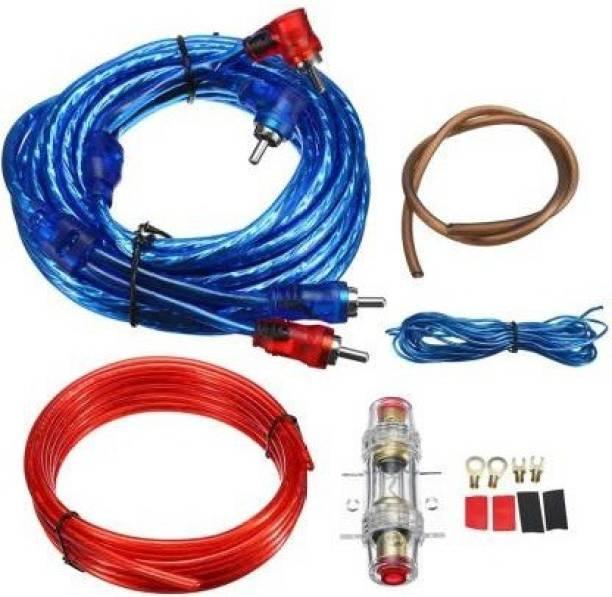 MAGNETZ car amplifier wiring kit Two Class B Car Amplifier