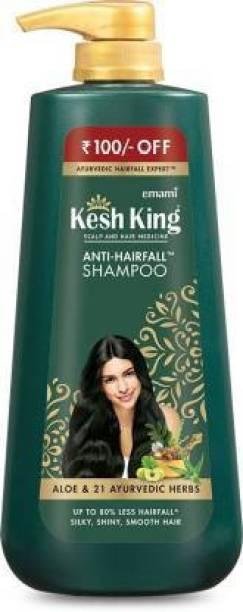 Kesh King Ayurvedic Scal & Hair Shampoo (600 ml)